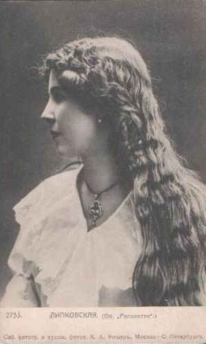 GREAT RUSSIAN SOPRANO LIDYA LIPKOVSKAYA (1884-1958) CD