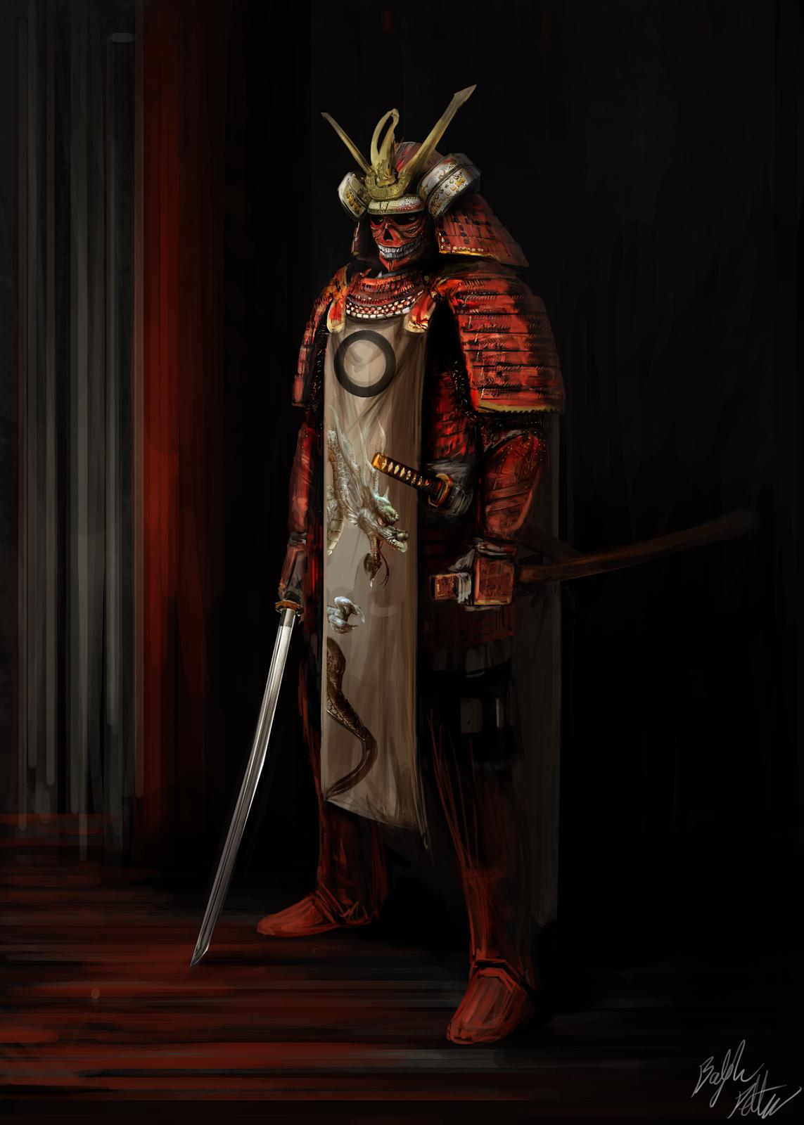 Armored Dragon Art a Concept Art of a Dragon