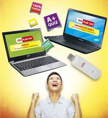 Samsung ATIV Book 2 Available at Sun Broadband