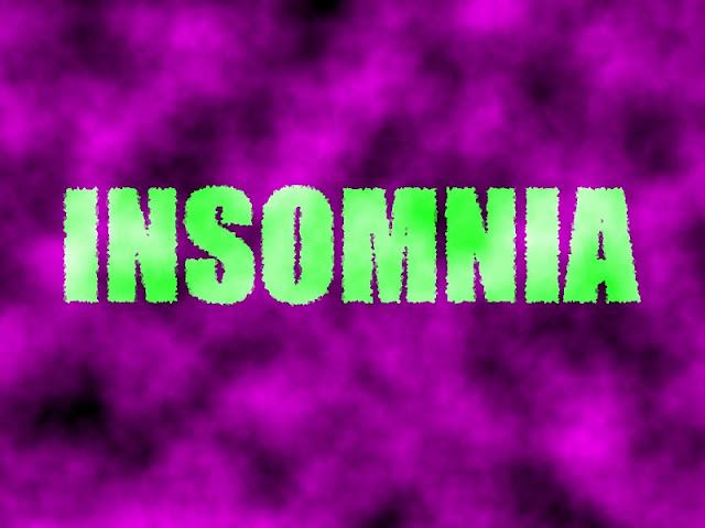 insomnia scary