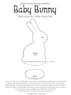 Baby Bunny Pattern PDF