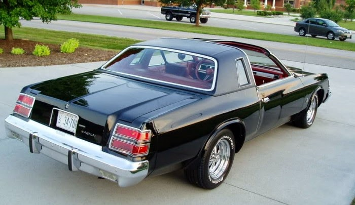 The Hooniverse Obscure Muscle Car Garage – The 1977 Dodge Charger ...