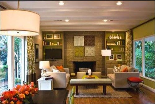 lighting layout in the living room & The layout of the lamp according to the function room ~ Home and ... azcodes.com