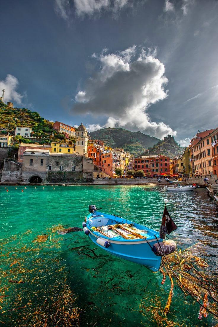 Vernazza Cinque Terre Liguria Italy Incredible Pics