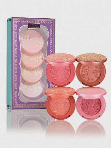 Tarte Cosmetics  Chic to Cheek Deluxe Amazonian Clay Blush Set
