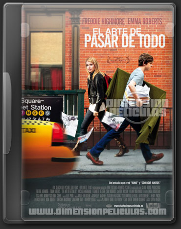 El arte de pasar de todo (DVDRip Español Latino) (2011)