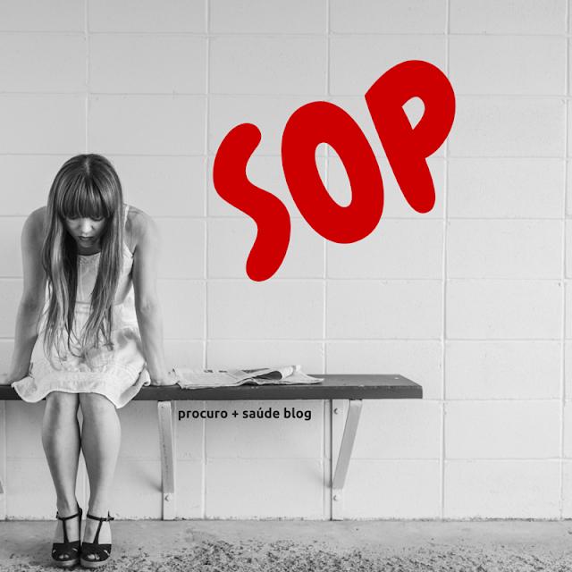 SOP - Síndrome dos ovários policísticos ou poliquisticos