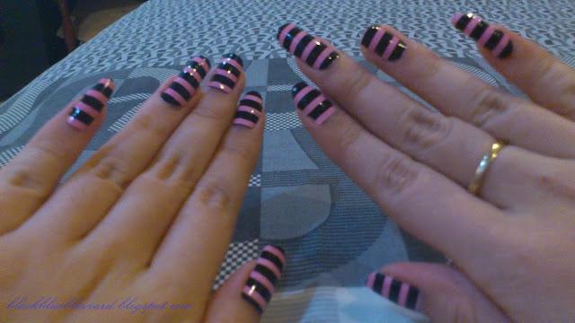 etude house, nail sticker, nail decoration