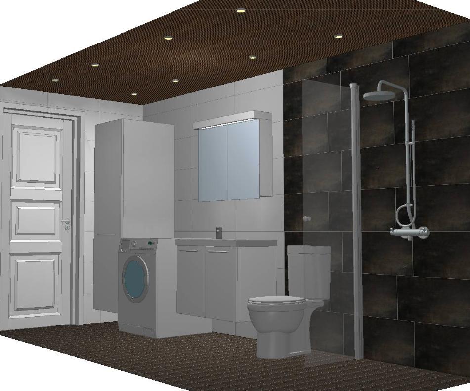 Kokemuksia asuntosijoittamisesta Kylpyhuoneen suunnittelu etenee