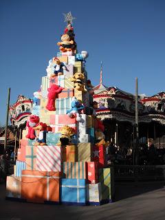 Navidad en PortAventura DSCF0381