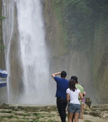 Mantayupan Barili Falls