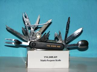 Pisau Multifungsi TNI 2008.469, victoritox