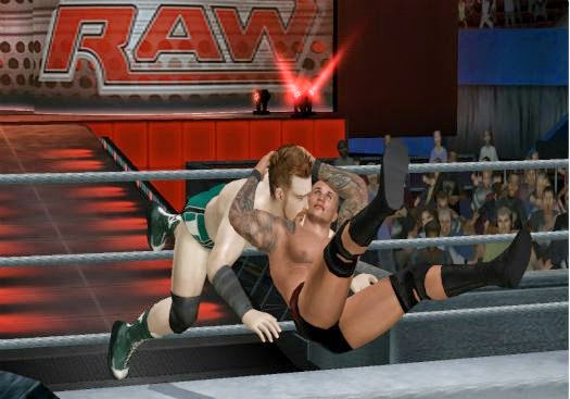 تحميل لعبة المصارعة للكمبيوتر 2015 Download WWE raw games