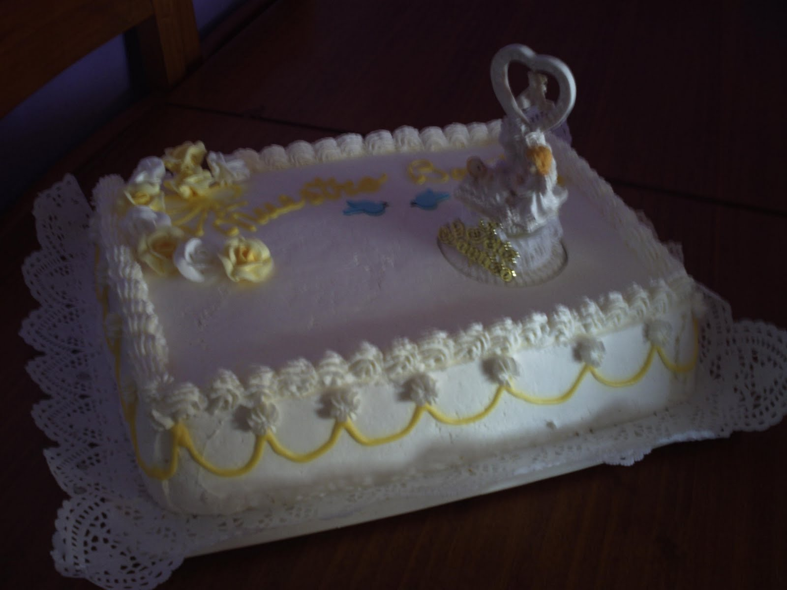 Tortas Para Bautizo Cake Ideas and Designs