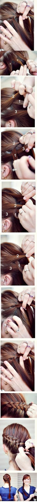 rambut modern tersebut sebagai inspirasi untuk tampil lebih baik