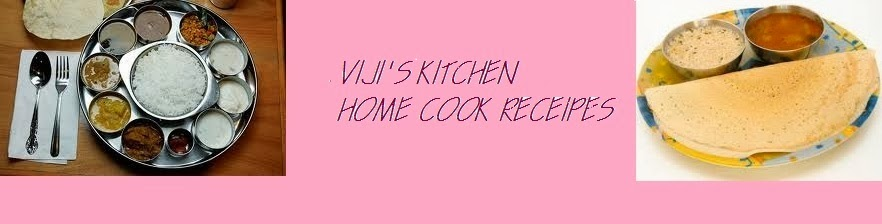 Viji's Kitchen