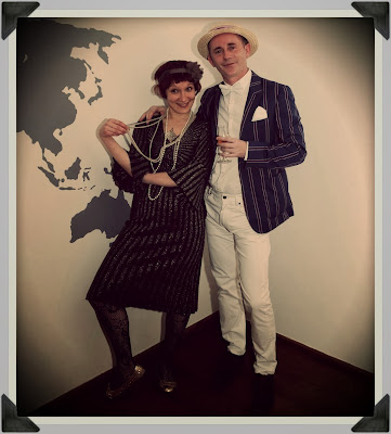 1920s Party in Prague
