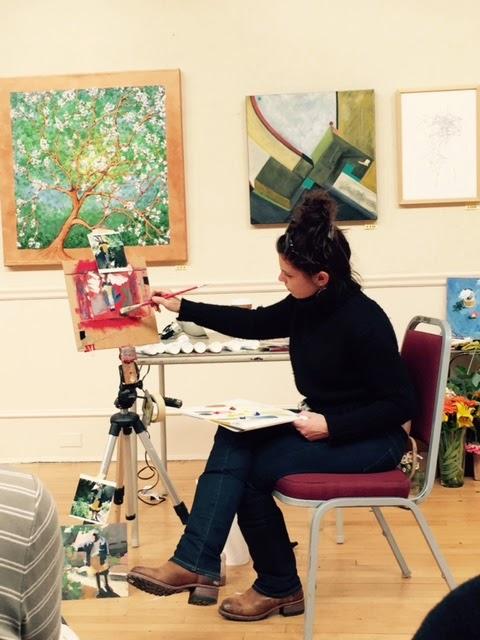 Artists Workshops Amelia Island Fl Januray
