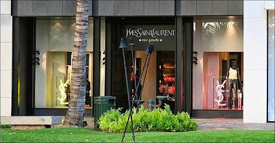 Which YSL Boutique is 40% Off?