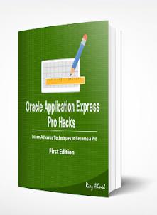 Oracle Application Express Pro Hacks