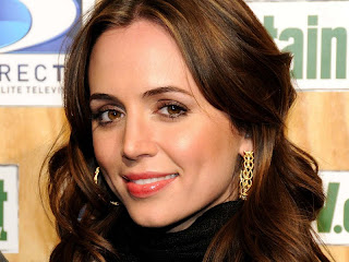 Actress Eliza Dushku