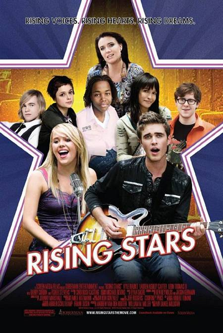 Rising Stars [DVDRip] Español Latino [1 Link] Ver Online