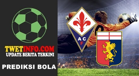 Prediksi Fiorentina vs Genoa, Serie A 12-09-2015