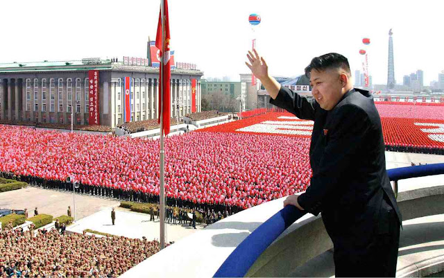 تحذير شديد اللهجة من كوريا الشمالية لمن يتخلى عن برنامجه النووى