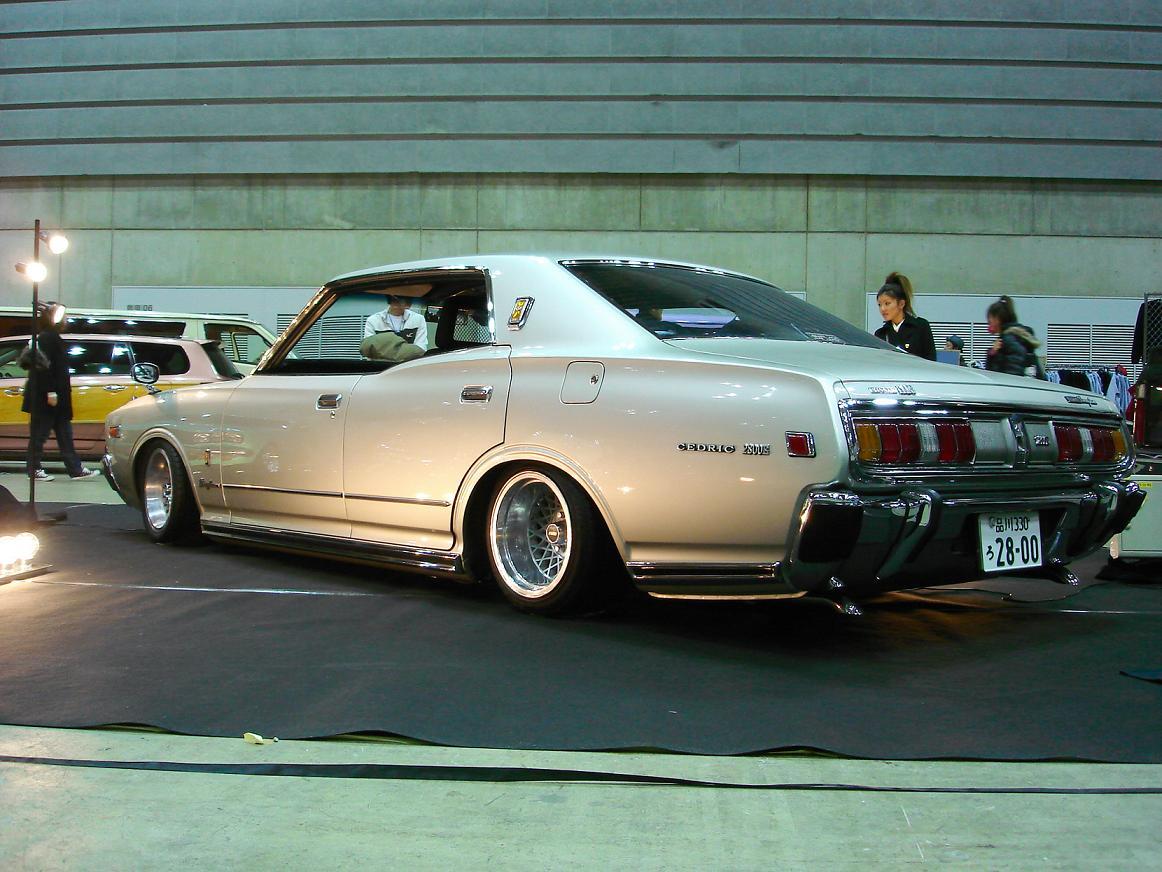 297. Zdjęcia #094: Nissan Gloria/Cedric 330. staryjaponiec blog
