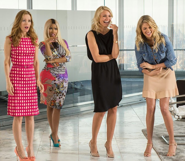 The Other Woman 2014 movie still - kate upton cameron diaz