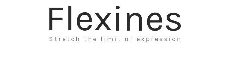 Flexines
