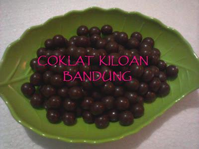 Coklat Kiloan Murah - choco balls warna / Chic Choc ( L'AGIE)