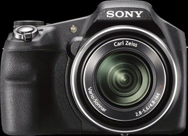 Sony Cyber-shot DSC-HX200V Camera User's Manual