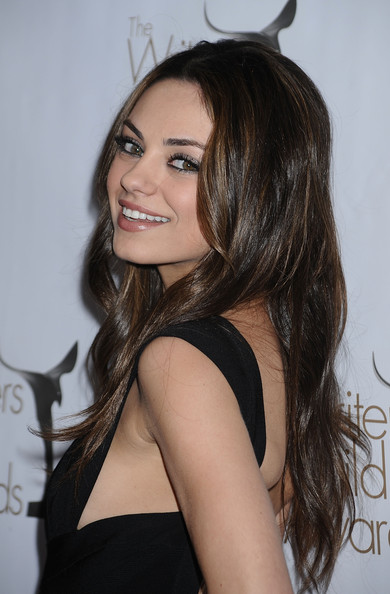 Extream Fashion: Mila Kunis Hairstyles