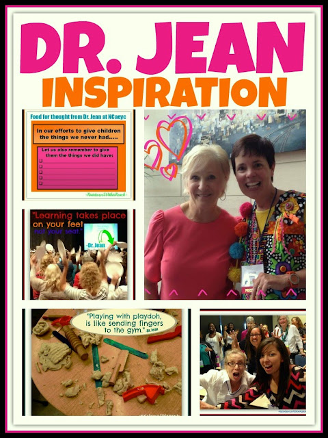 Dr. Jean Inspiration through the eyes of Debbie Clement at RainbowsWithinReach
