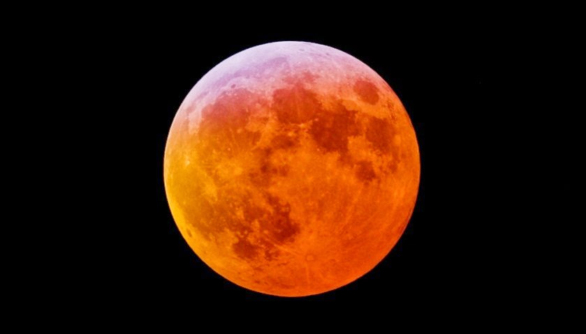 Eclipse de luna fotos y video abimelec velasquez for Hoy hay cambio de luna