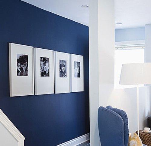 Dr resolve erechim a cor azul em sua decora o - Cortinas y visillos hipercor ...