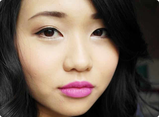 MAC Lipstick   Candy Yum-Yum