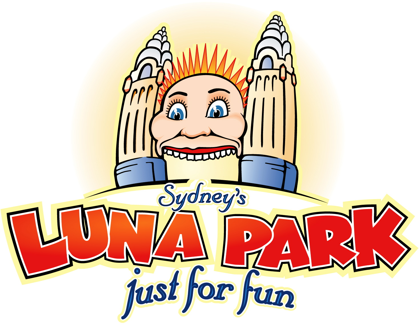 Just looking, thanks : Sydney's Luna Park: the