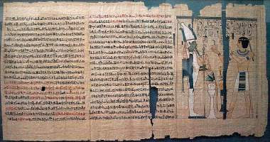 Mengenal Kitab Kematian Bangsa Mesir