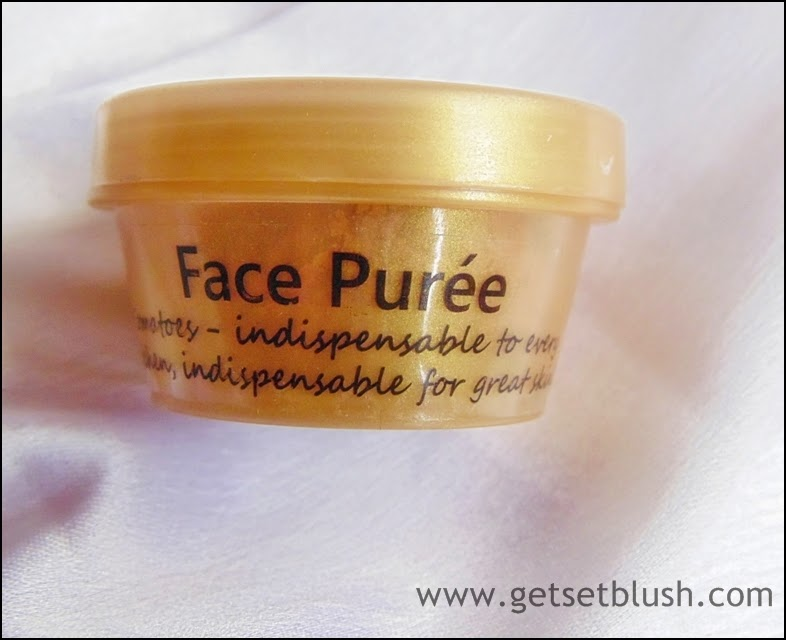 Sand for Soapaholics Face Puree - Face Cleanser Review