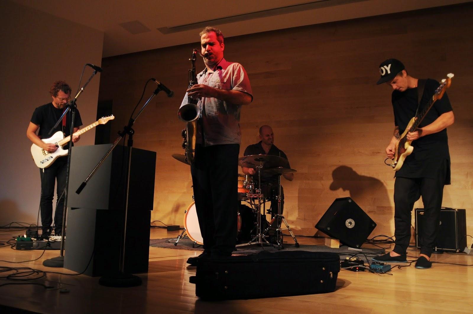 Jakob Bro Quartet. Jazz nórdico en México
