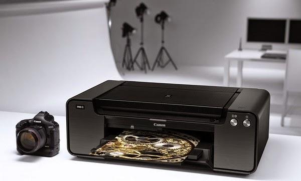 Download Driver Printer Canon PIXMA PRO-1