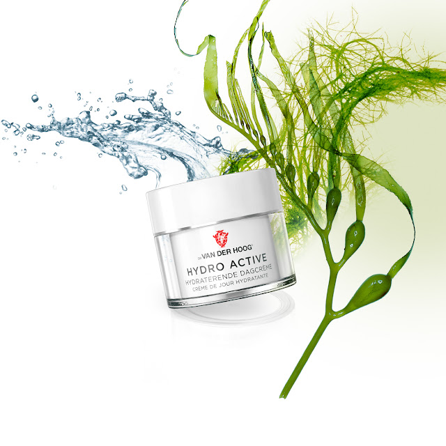 My personal favourite, Hydrating Daycream. WIN; A relaxing Dr. van der Hoog Beauty Package at www.LaVieFleurit.com. #Beauty #Giveaway #WIN #Treatment