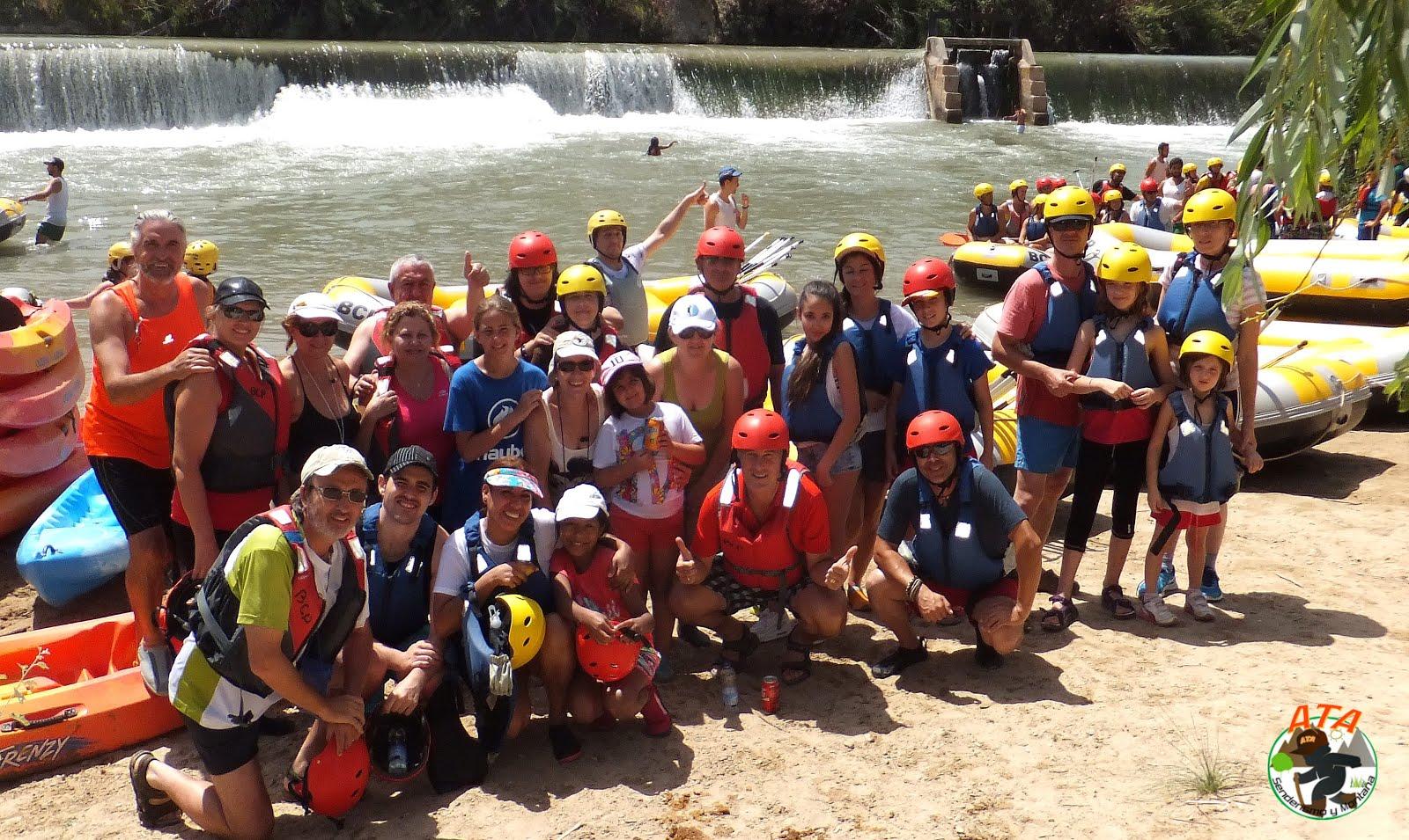 Descenso río Segura