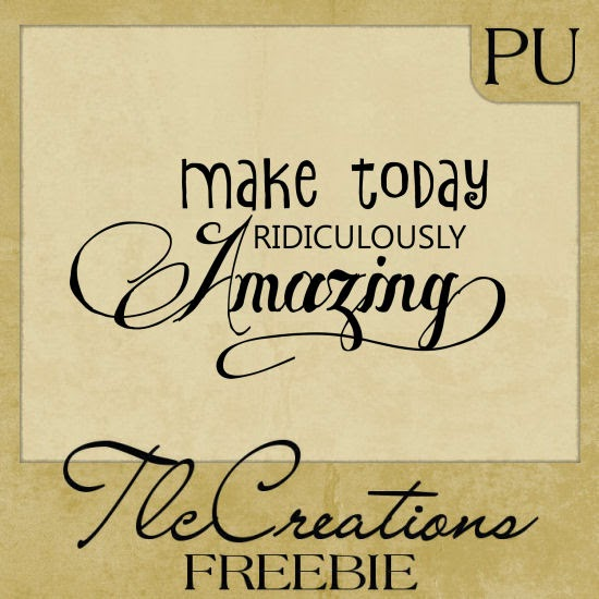 Monday Word Create with TLC...