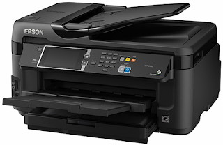 Driver Printer Epson WorkForce WF-7620 Free Download