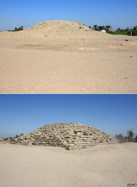 Inilah Piramida berusia 4.600 tahun Yang Baru Ditemukan di Mesir