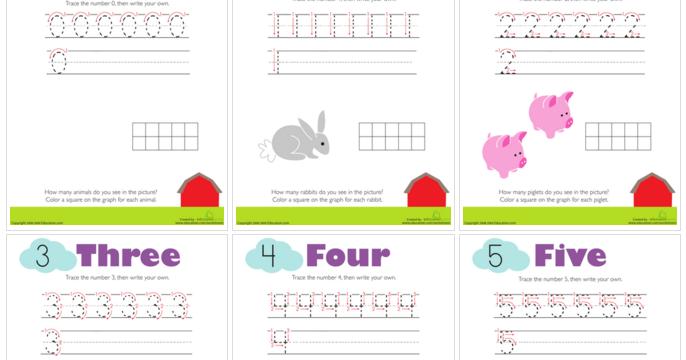 Belajar Berhitung Bahasa Inggris Dan Menulis Angka 0 20 Untuk Anak Worksheets File