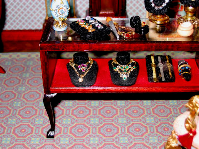 miniature  jewelry shop